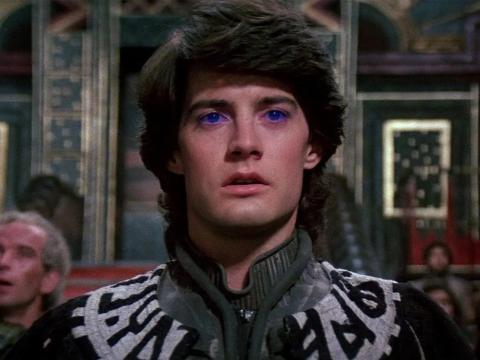 Kyle MacLachlan en 'Dune'.