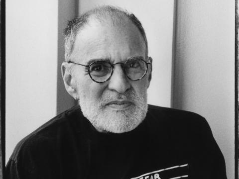 Larry Kramer.