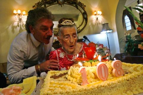 longevidad esperanza de vida