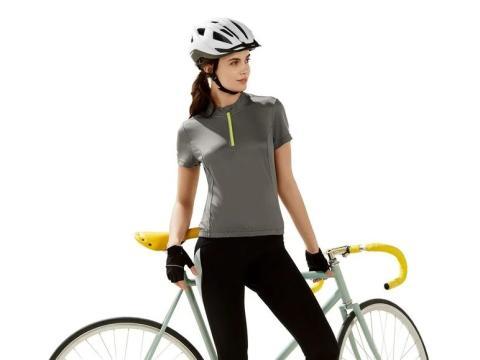 Maillot para ciclismo mujer.