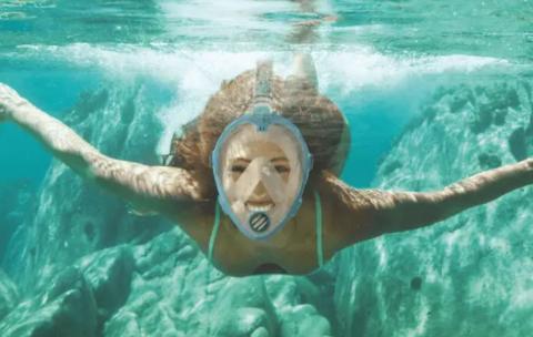 Máscaras para hacer snorkel más baratas que en Decathlon.