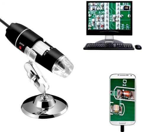 Microscopio Jiusion 40