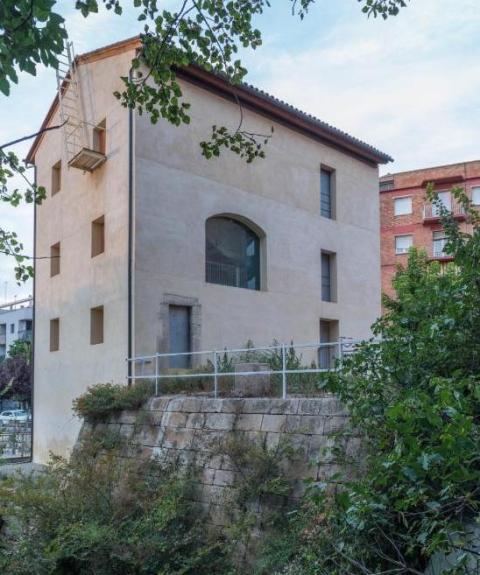Molino de Sant Anastasi, Lleida.