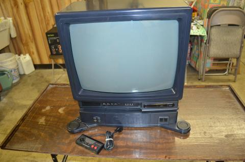 Nintendo Sharp TV