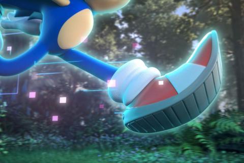 SEGA presentó muy brevemente su nuevo juego de Sonic (imagen). A priori no se verá en la E3 2021.