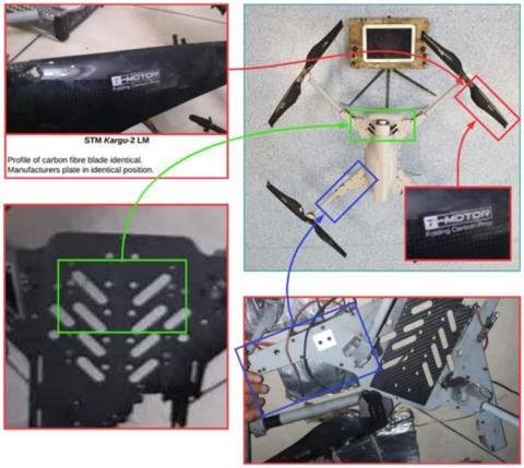 Pantallazo del informe de la ONU sobre el dron autónomo que atacó a soldados en Libia.