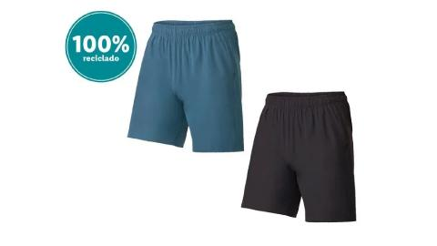 Pantalón corto Ocean Bound Plastic.