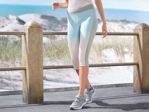 Pantalón deportivo mujer.