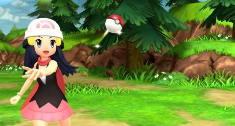 Pokémon Diamante Perla Switch