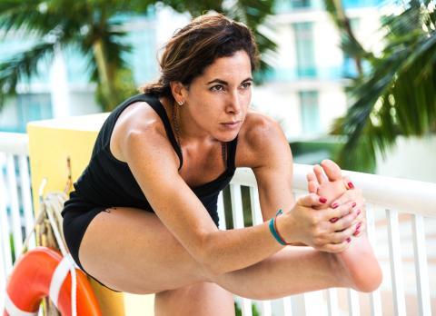 posturas de yoga que hacer a los 40