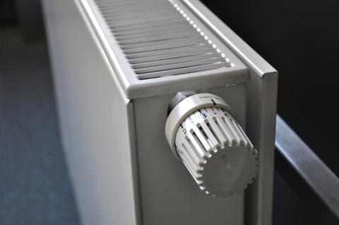 Un radiador.