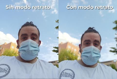 redmi note 10 5g selfie