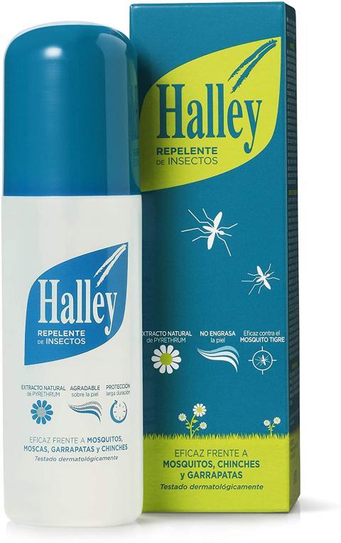 repelente insectos Halley