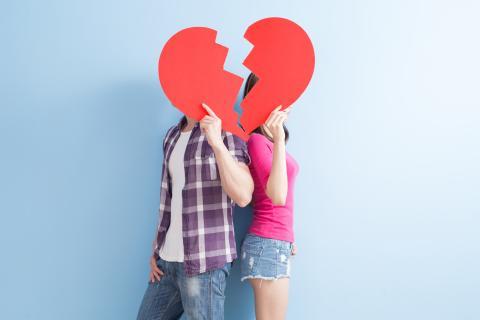 Ruptura de un romance