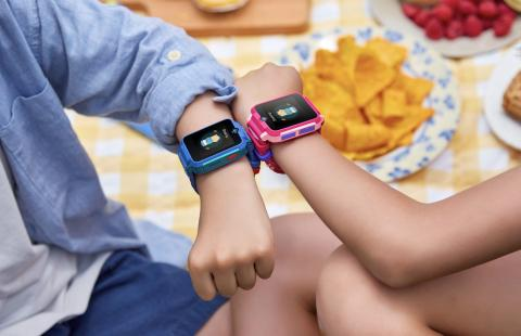 Smartwatch Family Watch 2