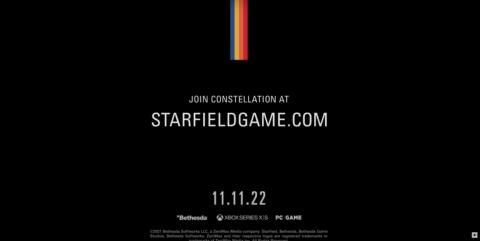Starfield fecha de lanzamiento
