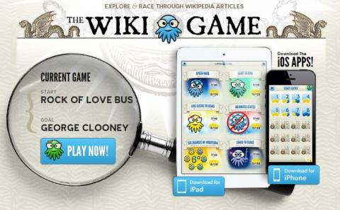 The Wiki Game