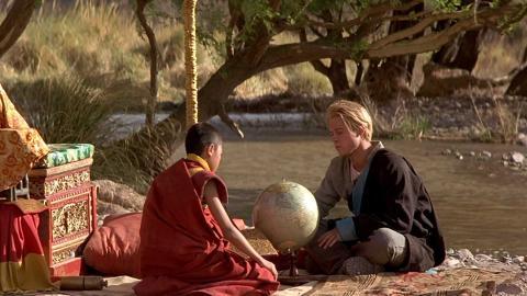 '7 años en el Tíbet'.