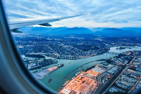 Aeropuerto Vancouver - BI