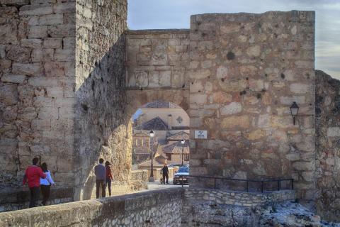 Arco de Bezudo, Cuenca.