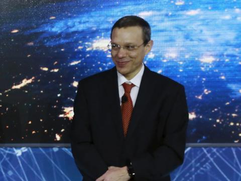 El físico Avi Loeb en Nueva York (Estados Unidos), en 2016.