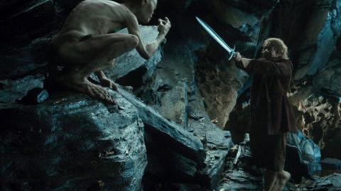 'El Hobbit: La desolación de Smaug'.