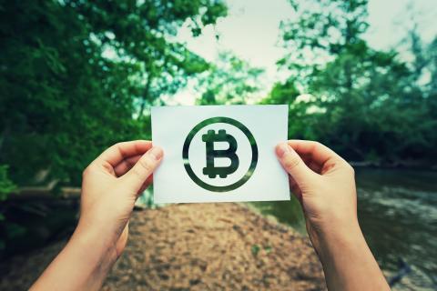 Bitcoin y medioambiente