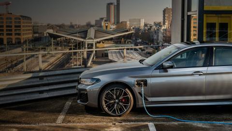BMW marca de automoción más sostenible gracias a la electrificación