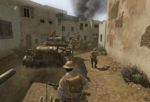 Este programa te permite arreglar juegos antiguos como 'Call of Duty 2'.