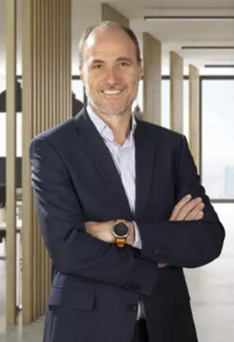 Carlos Pozo, nuevo director general de SD Worx para España y Portugal.