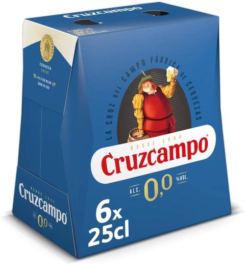 cerveza Cruzcampo 0 0