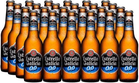 cerveza Estella Galicia 0 0