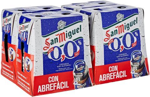 cerveza san miguel 0 0