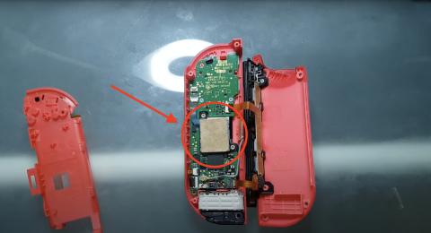 Cómo arreglar el drift de los joy-con de Nintendo Switch
