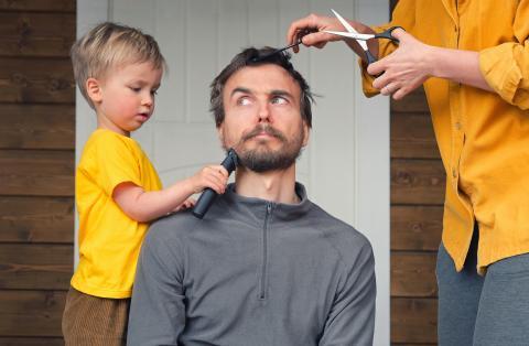 Cortar pelo peinados