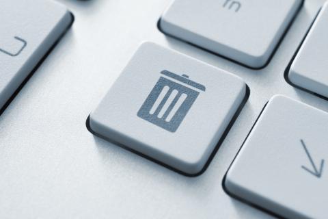 Eliminar software papelera