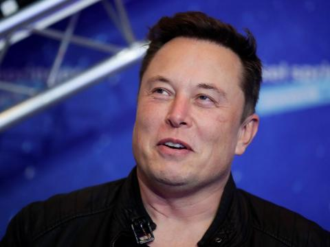 Elon Musk fundó SpaceX en 2002.