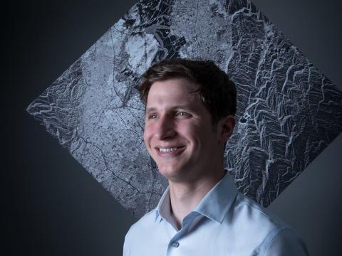Rafal Modrzewski Director General y cofundador de ICEYE.