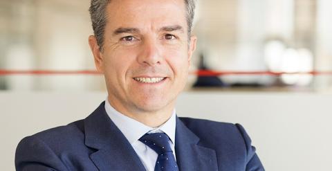 El director general de Axpo Iberia, Ignacio Soneira.