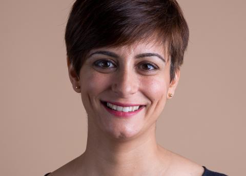 Isabel Rodríguez, nueva ministra de Política Territorial.