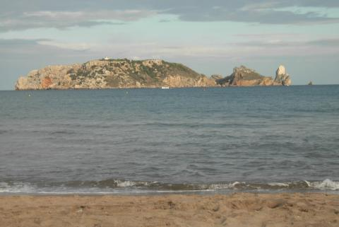 Islas Medas o Illes Medes en Cataluña