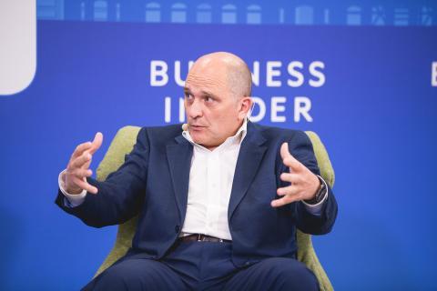 Javier Ribera, director general de Negocios de Grupo Pascual.