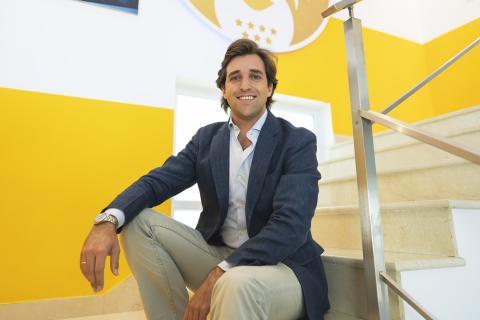 Jorge Schnura, presidente de MAD Lions y vicepresidente de Overactive.