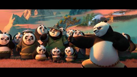 'Kung Fu Panda 3'.