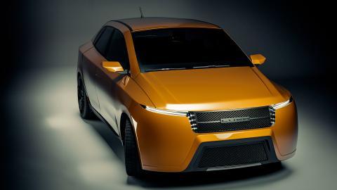 El modelo eléctrico E26 de Lupa Motors.