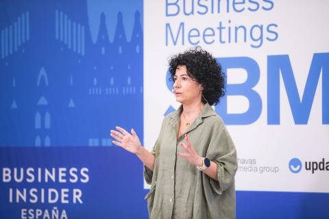 Marga Ollero, Chief Data & Insights de Havas Media Group.