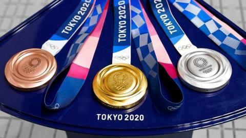 Las medallas de Tokio