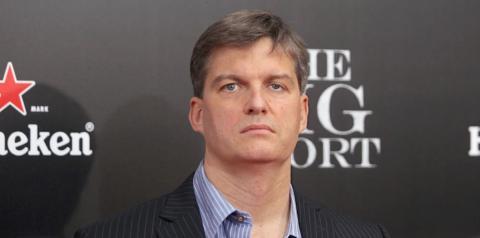 Michael Burry. Jim Spellman/Getty Images