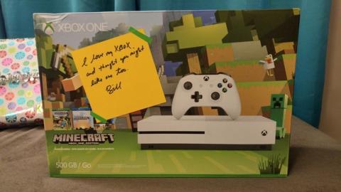 Minecraft Bill Gates
