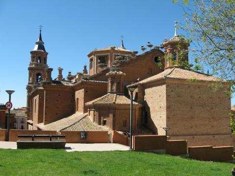 Mirador de las Cigüeñas, La Rioja.